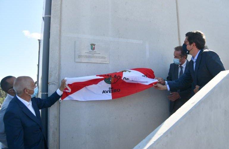 AF Aveiro inaugurou 1ª fase da Aldeia do Futebol