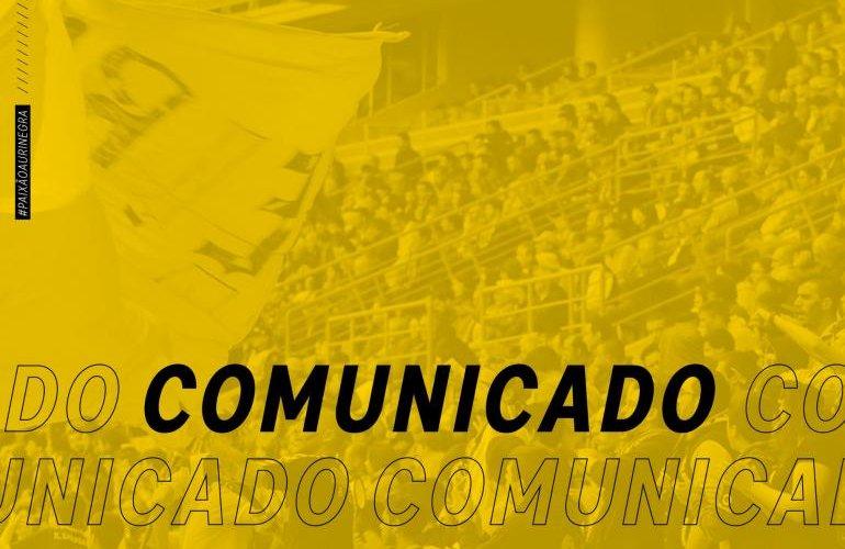 Mensagem do Presidente do SC Beira-Mar