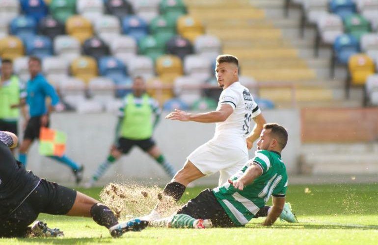 SC Beira-Mar goleia na ronda inaugural do campeonato