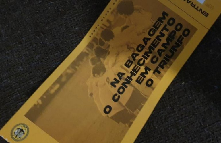 "SC Beira-Mar recebe Pampilhosa e dá ""borlas"" aos Estudantes"