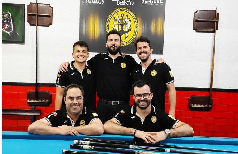 S.C. Beira-Mar / Seritel campeão distrital da 2ª divisão