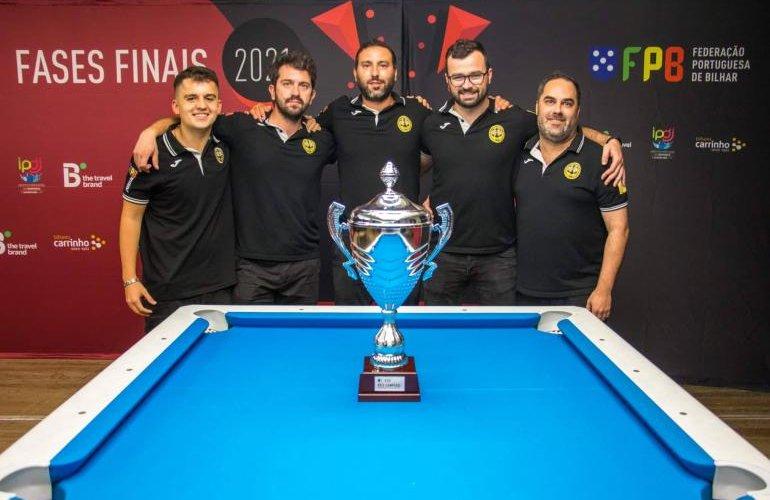 SC Beira-Mar/Seritel é Vice-Campeão Nacional da 2ª Divisão!