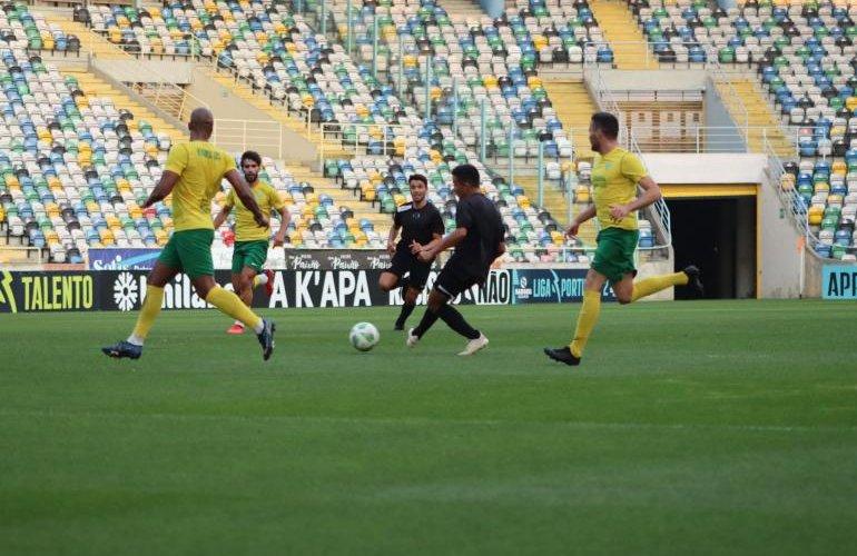 SC Beira-Mar venceu Fiães em jogo de treino