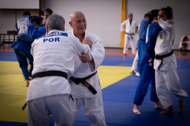 """César Ramos no estágio da Seleção para o """"Mundial"""" de Veteranos"""