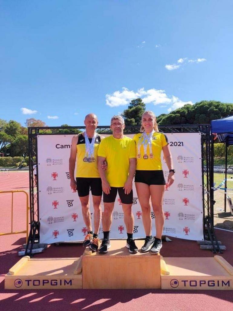 Filipa Cancela e Jorge Silva são Campeões Nacionais dos 200m!