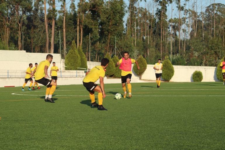 Futebol abriu a nova época
