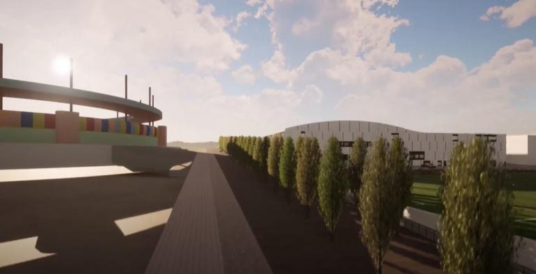 Pavilhão Desportivo Municipal com estudo prévio aprovado