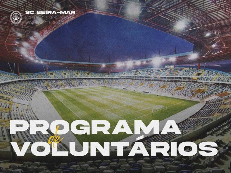 Programa para voluntários em marcha