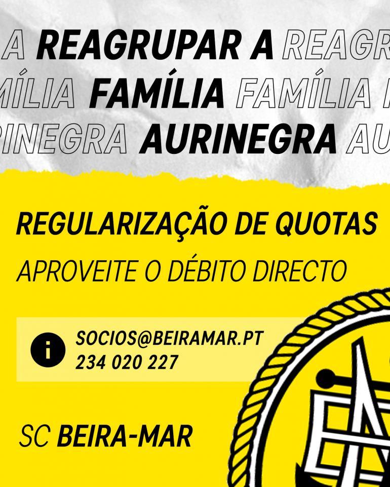 "Reagrupar a Família ""Auri-Negra"""