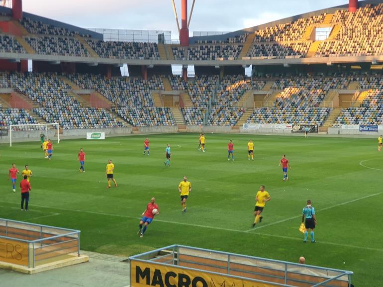 SC Beira-Mar voltou a casa diante do União (Coimbra)