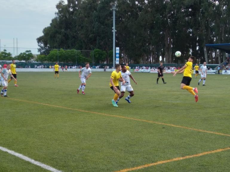 Triunfo categórico na Vista Alegre para o Campeonato SABSEG